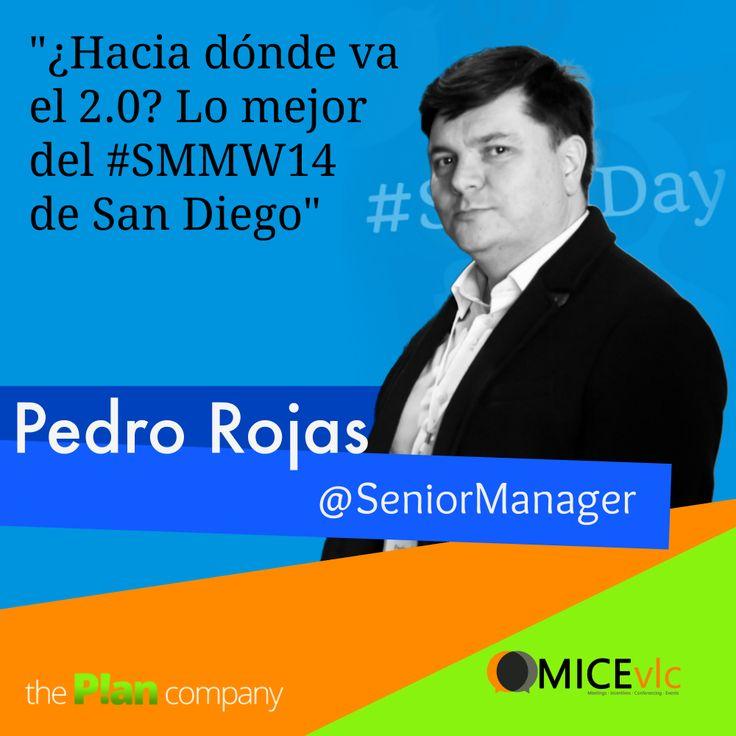 Estos días Pedro Rojas y Maria Redondo asisten al #SMMW14 de San Diego, además de estar visitando la oficinas centrales de algunas de las empresas claves en el panorama del #SocialMedia como #Facebook o #Google. A su vuelta conoceremos todo lo que han visto y oido en el #SMMDay.  ¡Qué ganas!