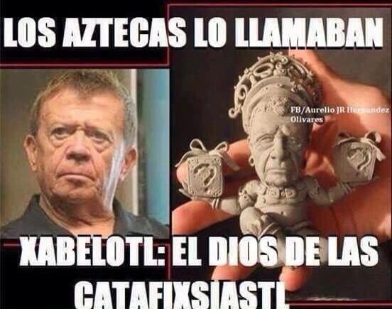 Chabelotl patrocinado por Mueblestl Troncosotl y Chilam Balam de Chumayel ( Tlatoani Señor AguileraTL )