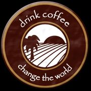 If you could change the world drinking coffee, I'd be the UN Sec-Gen... or maybe just Bono :-)