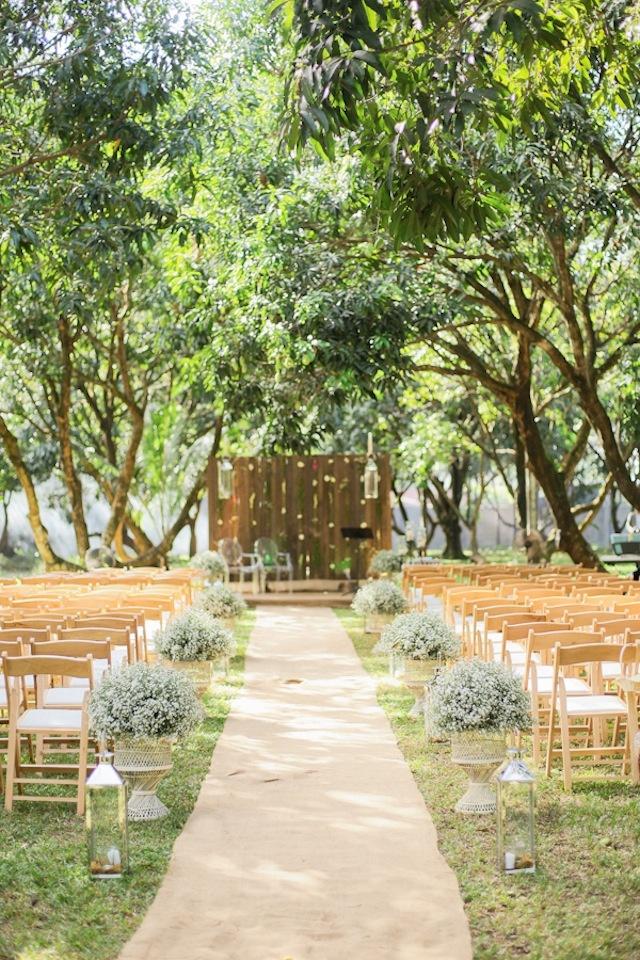 An Enchanted Garden Affair | Bride and Breakfast