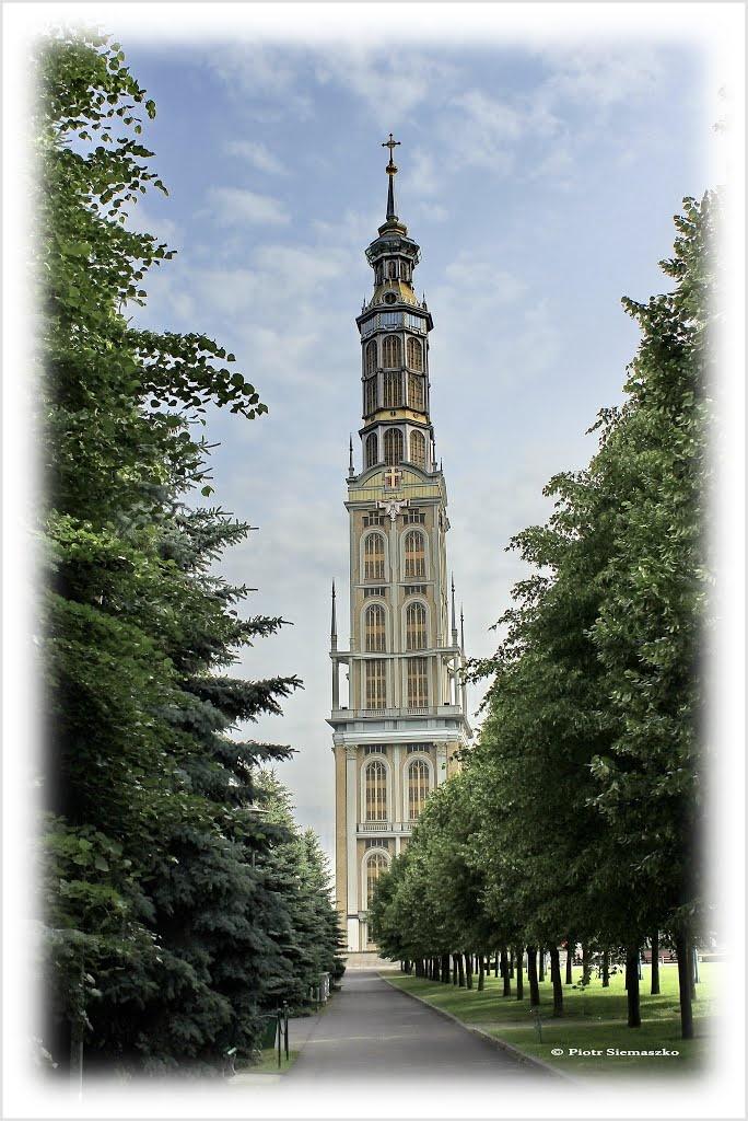 Licheń, Poland