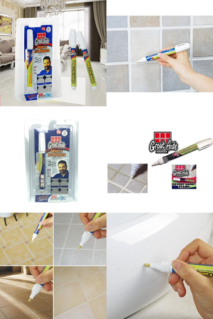 Visit to Buy  Grout Aide Repair Tile Marker Wall Pen Grey Color For Repair. Die besten 25  Grout pen Ideen auf Pinterest   Selbstgemachte