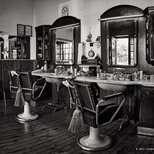 Old School Barbershop Oiled Down Barber Barber Shop Barber Shop Quartet