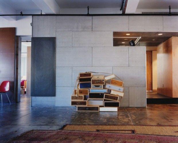 Loft à Manhattan par Resolution: 4 Architecture