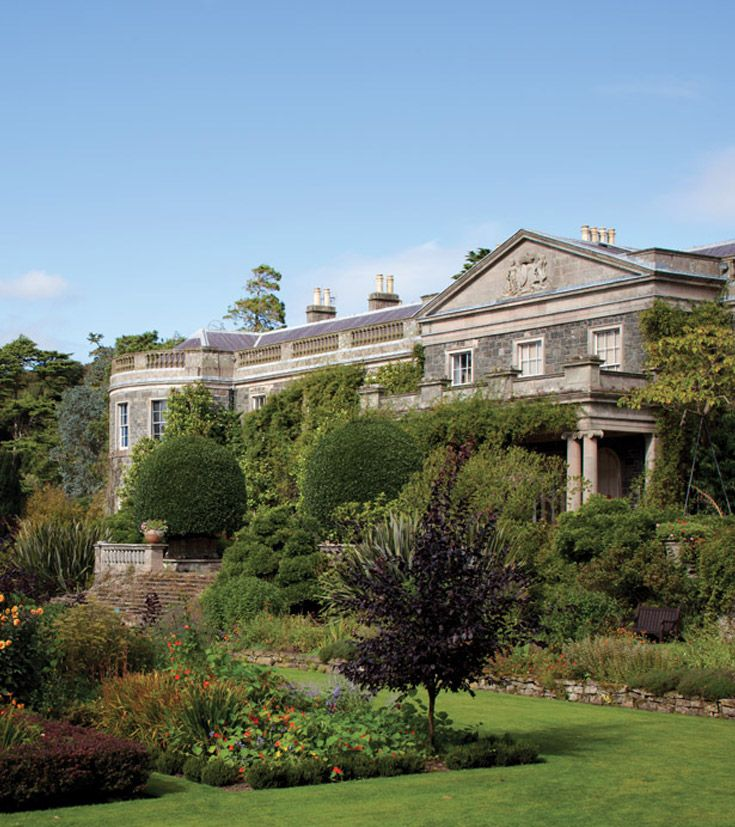 exquisite home and garden showplace. Embark on an enchanted journey to the famed Mount Stewart gardens  where glorious green landscapes 66 best Gardens images Pinterest Victoria magazine Backyard
