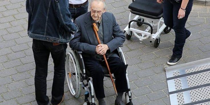 Ξεκίνησε η δίκη 95χρονου ναζί στην Γερμανία - Δικάζεται για εγκλήματα στο Άουσβιτς!