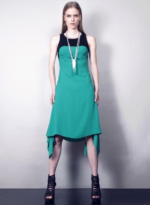 Fashion designer Dóra Konsanszky, Hungary