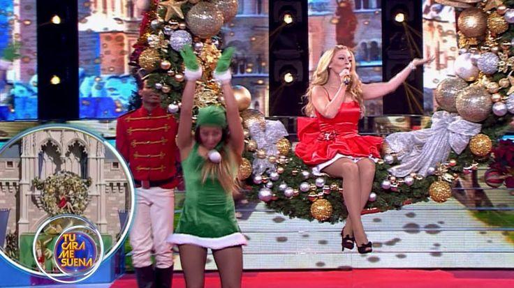 Ruth Lorenzo imita a Mariah Carey - TCMS4