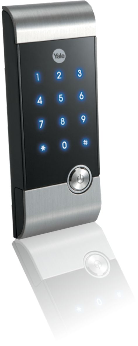 High tech Proximity card Digital Door Lock with Pin Code or RF Card Key Access (  sc 1 st  Pinterest & Best 10 Yale Digital Door Locks images on Pinterest | Locks Door ...