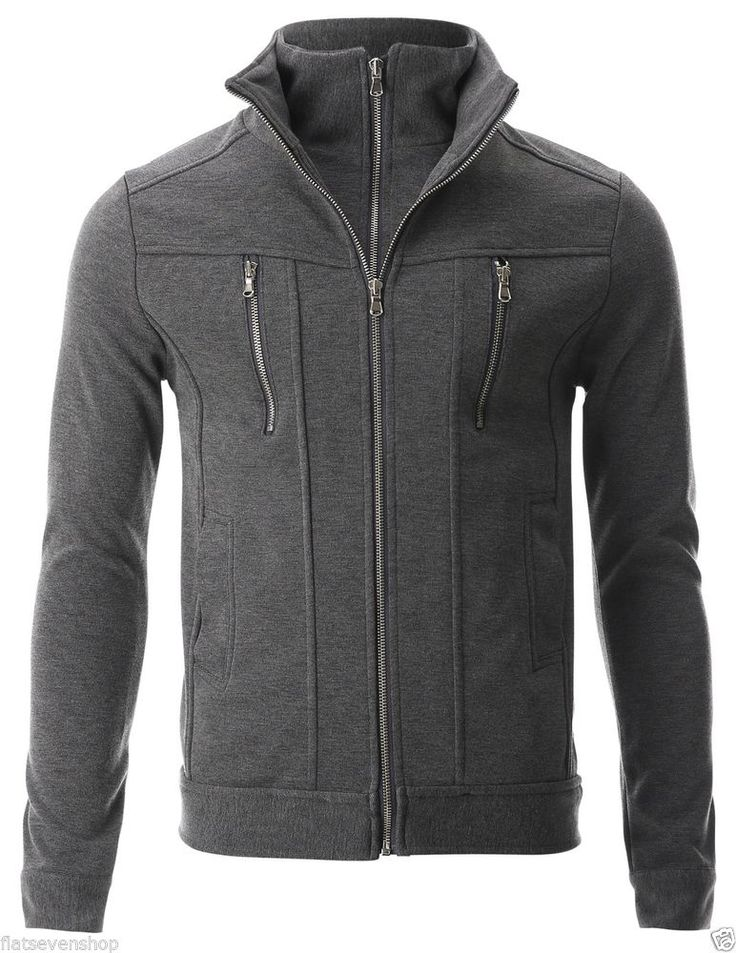 81 best Men's Casual Jackets images on Pinterest | Casual jackets ...
