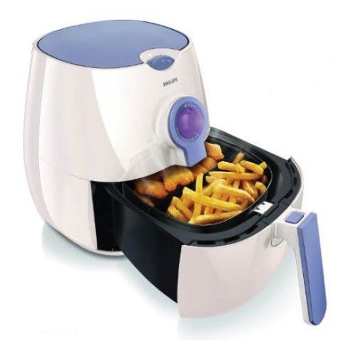 PHILIPS HD9220 Airfryer Low Fat Dishwasher Oilless Air Fryer ~white