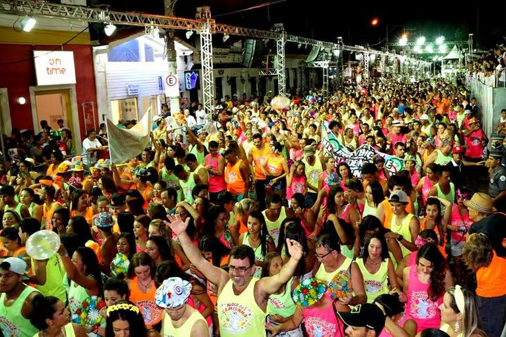 Onde passar o Carnaval no Brasil – confira 5 destinos!  Rio de Janeiro, São Paulo, Ilhabela, Salvador e Olinda/Recife. Foto por www.ilhabela.com.br