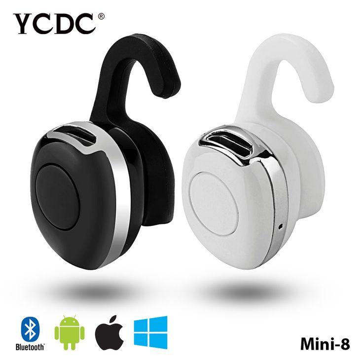 $8.37 (Buy here: https://alitems.com/g/1e8d114494ebda23ff8b16525dc3e8/?i=5&ulp=https%3A%2F%2Fwww.aliexpress.com%2Fitem%2FTOP-2017-YCDC-Mini8-Earplugs-Bluetooth-Wireless-Headset-Music-Hands-free-Call-Earphones-Free-Shipping%2F32782572138.html ) TOP!2017 YCDC Mini8 Earplugs Bluetooth Wireless Headset Music Hands-free Call Earphones Free Shipping for just $8.37