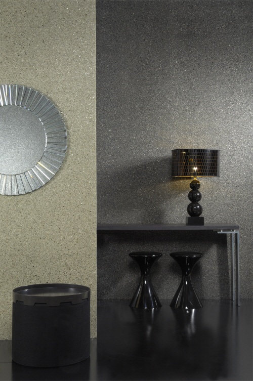 Wallcovering from Omexco, Akoya, Goodrich