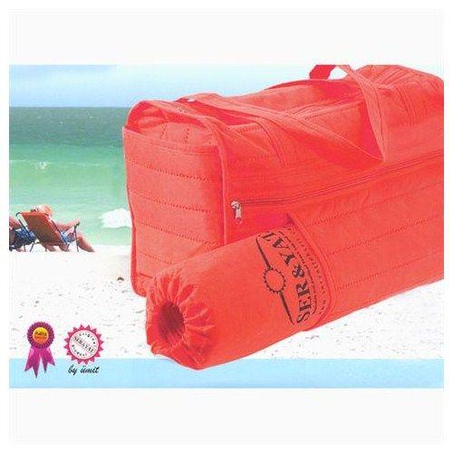 Seryat Plaj Çantası (plaj Hasırı Ve Yastığı Hediyeli) Fiyatı