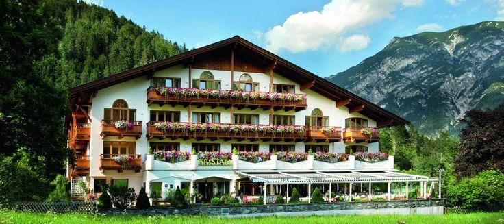 Luxury Hotel Kristall - Luxury Hotel Kristall in Pertisau - Hotel Pertisau Kristall