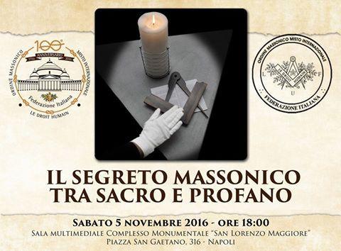 A l'occasion du centenaire de la Fédération italienne de l'Ordre Maçonnique Mixte International « Le DROIT HUMAIN », une délégation française participera ...