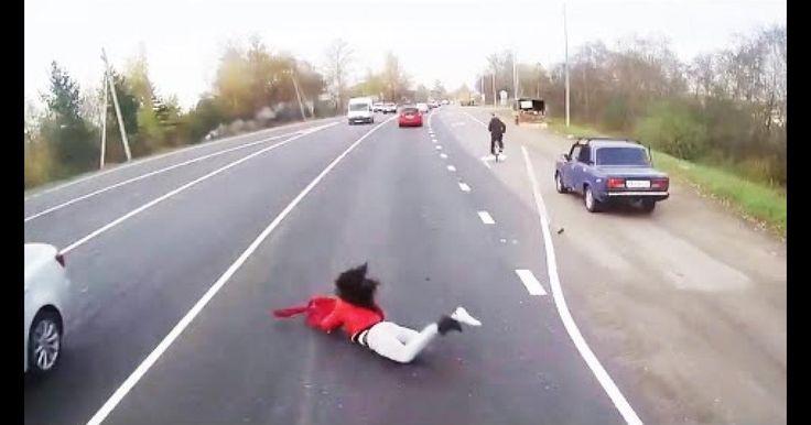 Car Crashes Compilation # 23 1080P HD