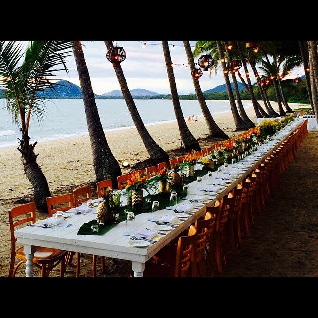 Barefoot Luxury Nu Nu Restaurant Palm Cove Q One Day