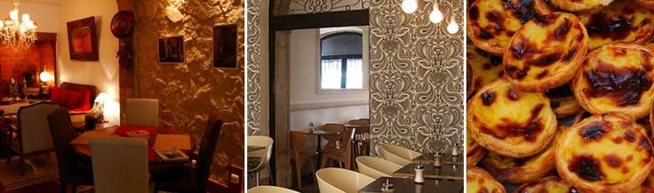 Lisbon Cafés Guide | Guia dos Cafés de Lisboa - via Lisbon Lux #Portugal