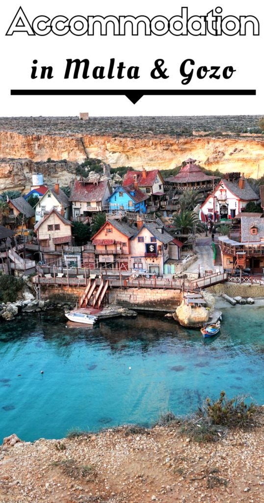 Top Accommodation in Malta | Where to stay in Malta & Gozo for every budget!