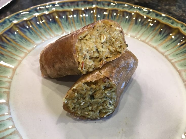 How To Make Darn Good Vegan Sausages – Gluten Free & Oil Free » Nutmeg Notebook