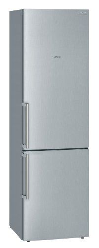 Siemens KG39EAI40 Kühl-Gefrierkombination / A+++ / Kühlen: 247 L / Gefrieren: 89 L / Chrome Inox-metallic / Antifingerprint / CoolBox Siemens http://www.amazon.de/dp/B004R9PS7U/ref=cm_sw_r_pi_dp_XxD0wb1RP12FC
