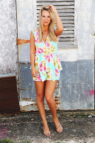 Flower Power Fashion Summer