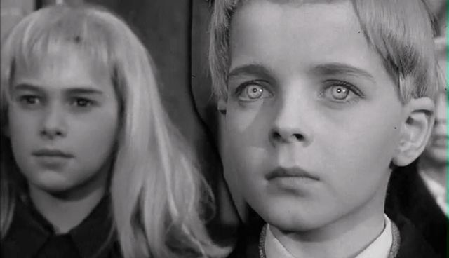 """Wolf Rilla's """"Village of the damned"""" - 1960"""