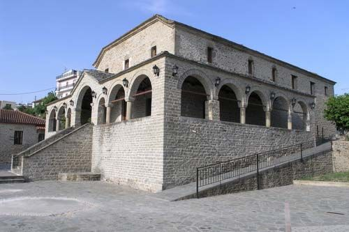 The church of St. George at Peta/ Ο ναός Αγίου Γεωργίου στο Πέτα