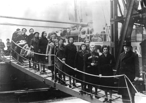 In 1938, nine months before the official beginning of WWII, England opened its borders to around 10,000 children - mostly Jewish - who were fleeing the Nazi regime. The children were sent, without their parents, out of Austria, Germany, Poland and Czechoslovakia in a process that became known as Kindertransport. At a time when most Jewish families were prevented from traveling abroad by lack of funds or stringent visa controls, this program was a miracle.