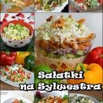 Uwielbiam delikatny smak pierożków tortellini , zwłaszcza we wszelkiego rodzaju sałatkach. Składniki Makaron tortellini 100-150g Ogórek świeży 1 sztuka Kukurydza pół puszki Szczypiorek 2 pęczki Szynka dowolna, może być konserwowa, 200g Ser żółty 10 plasterków Majonez 1 łyżka Jogurt naturalny 1 łyżka Sól Pieprz Wykonanie: Tortellini ugotować wg opisu na opakowaniu, odcedzić, ostudzić. Ser i […]