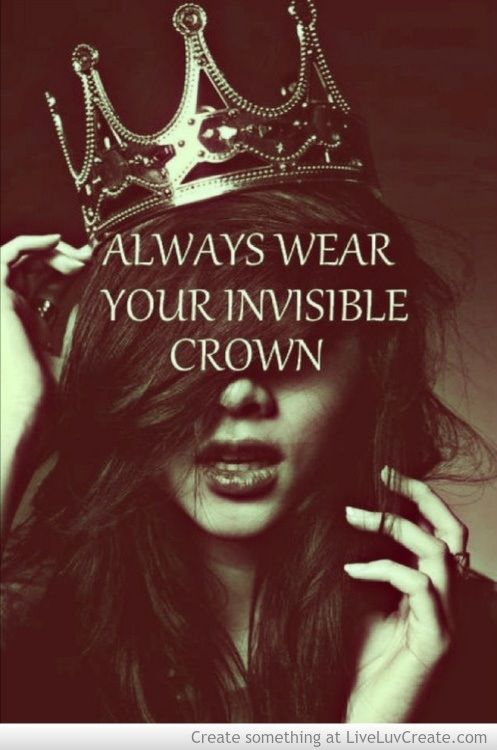 It's all about the crown. I wear mine everyday all day