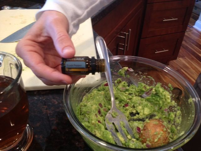 86 best doterra essential oil food recipes images on pinterest doterra essential oils guacamole recipe forumfinder Images