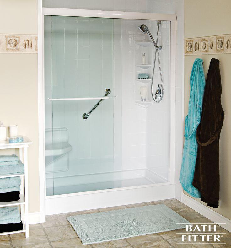 Umbau von Badewanne und Dusche und Umbau von Badewanne zu