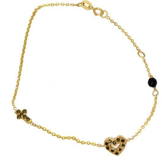 ΧΡΥΣΑ ΚΟΣΜΗΜΑΤΑ ONLINE 016230 016230 Χρυσός 14 Καράτια #joy #style #fashion