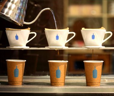 Blue Bottle Coffee: San Francisco (America's Coolest Coffeehouses)