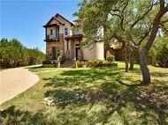 Custom Home - The Hollows - Lago Vista - mediterranean lakehouse - lake travis austin texas hill country