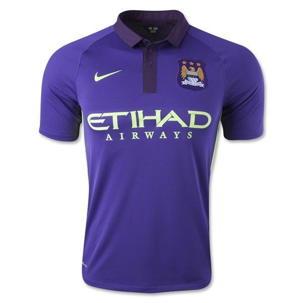 Camiseta Manchester City Alterna 14/15 *Envío Gratis!  * Facebook: MundoFutbol