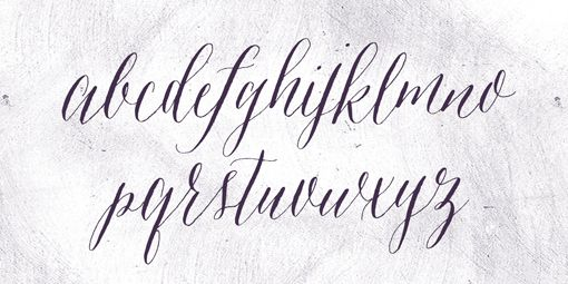 how to teach a calligraphy class