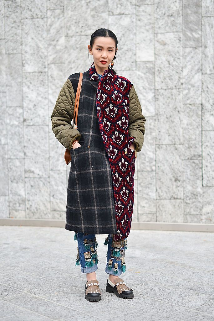 Street Style from Men's Fashion Week Fall 2016 | StyleCaster