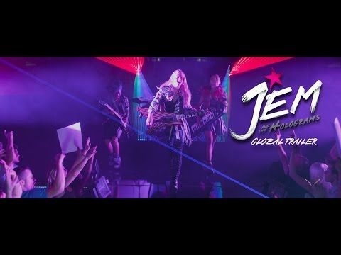 Jem and the Holograms Movie Trailer Is Out and Outrageous in More Ways Than One—Watch Now! | E! Online