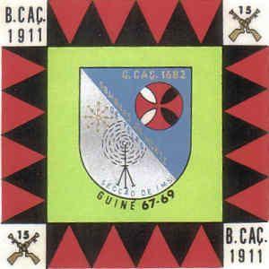 Secção de Transmissões da Companhia de Caçadores 1682 ( Batalhão de Caçadores 1911 ) Guiné 1967/1969
