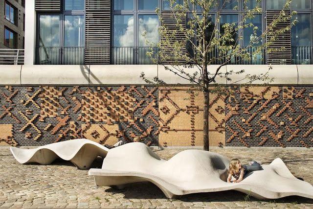 Zona-Arquitectura: Banco Lungo Mare #Diseño