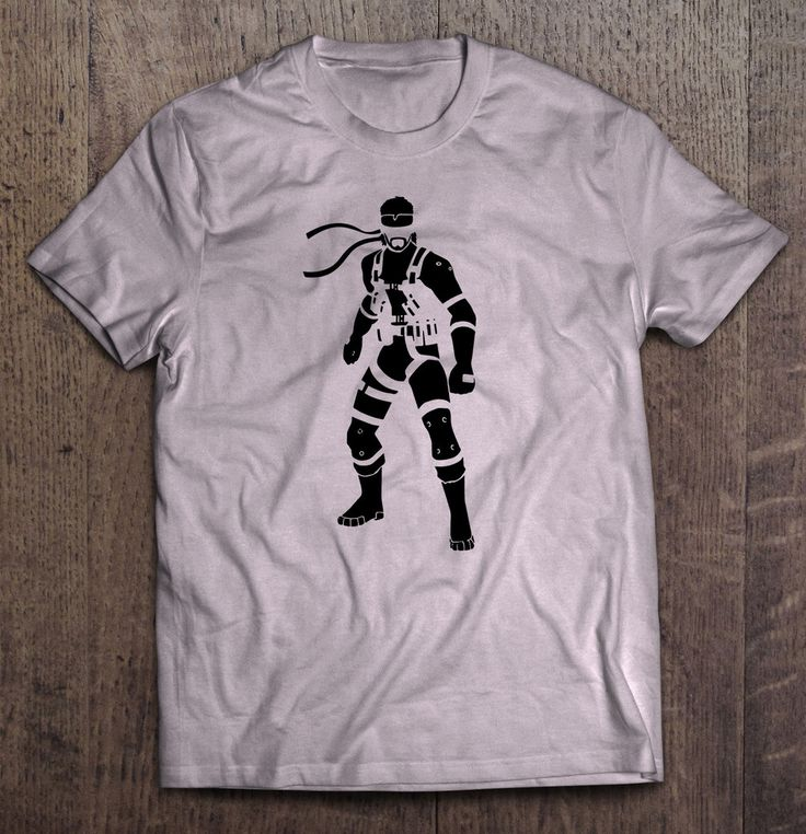 Metal Gear Solid - Big Boss T Shirt