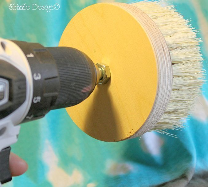 Drill Attachment Wax Buffing Brush  Video On How To Useu2026