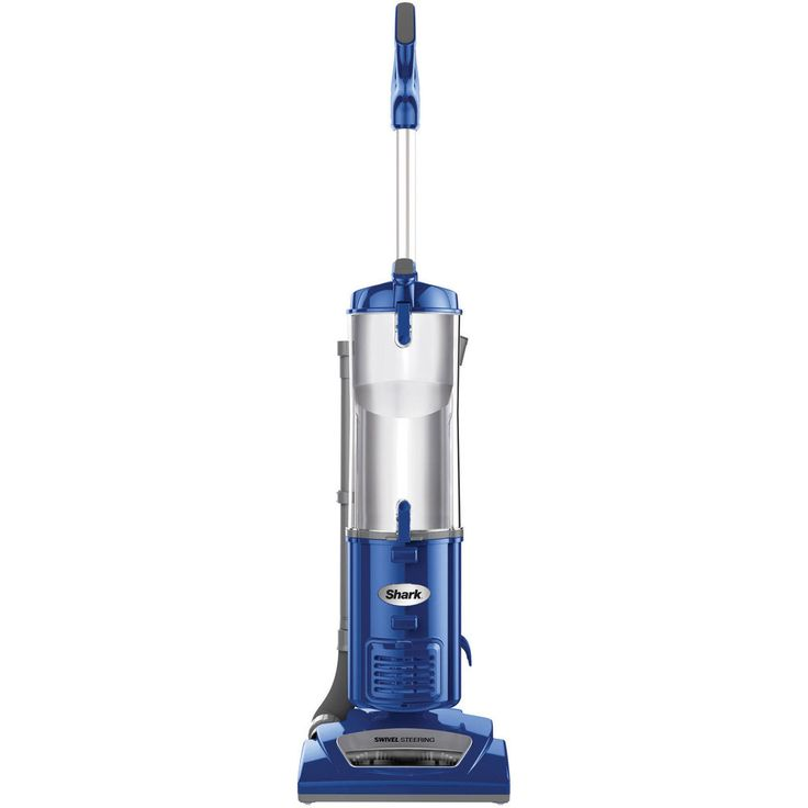 Shark Nv46 Navigator Swivel Plus Blue Upright Vacuum