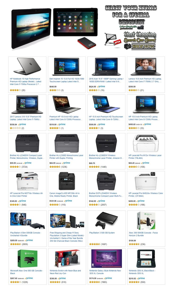 Online E Shopping http://online-shopping.top Latest Desktop Computer | Computer Accessories & Peripherals | Printers | Scanners | Laptop  & Accessories | Tablets & Accessories | Data Storage | Monitors | Video Game Console & Video Games: Nintendo 3DS, Nintendo DS, Nintendo Swtich, PlayStation 3, 4 & Vita, Sony PSP, Wii & WiiU, Xbox 360, Xbox One and many more. http://online-shopping.top  Like my Facebook's page: https://www.facebook.com/onlineEstore4u