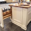 Kitchens .com - Traditional Kitchen Photos - Knife Block Cabinet Pullout#photo#photo