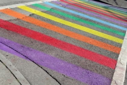 Somewhere over mayor Gregor Robertson's rainbow, there is a queer vision of Vancouver.
